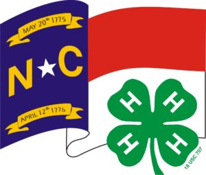 Cover photo for 2018 NC 4-H Citizenship Focus