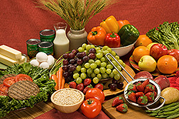 healthy foods picture