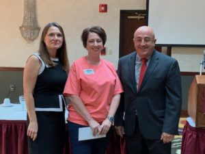 2019 NCCEAPA Professional Improvement Scholarship recipient