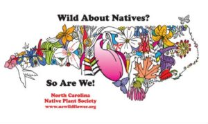 NC Native Plant Society Logo